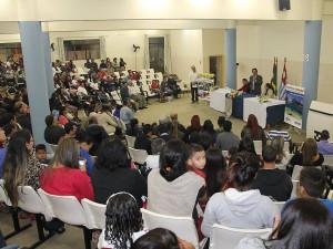 Prefeitura promove formatura para 400 alunos do Inatep