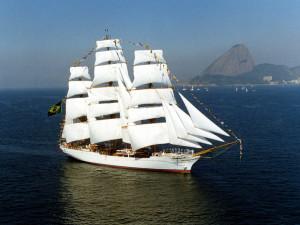 Ubatuba recebe em julho Navio Cisne Branco da Marinha