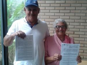 Agricultores familiares assinam novos contratos de fornecimento para merenda escolar