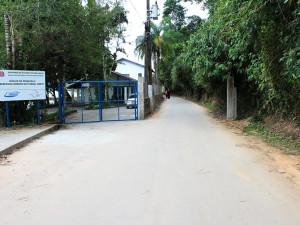 Prefeitura libera acesso à estrada do Caisão