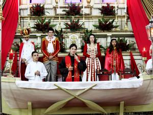 150ª edição da Festa do Divino começa na Praça da Matriz