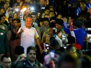 Tocha Olímpica passa no dia 27 de julho por Ubatuba