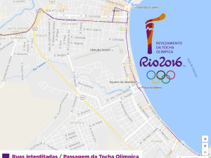 Tocha Olímpica em Ubatuba: confira opções para chegar ao Centro