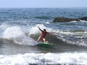 Brasileiro de Surf Profissional Feminino volta a Ubatuba