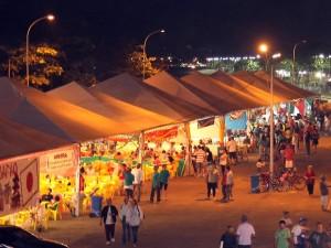 Festa das Nações começa quinta-feira na Praça de Eventos
