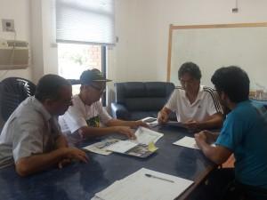 Associação Nipo Brasileira de Ubatuba recebe documentos que oficializam concessão de área