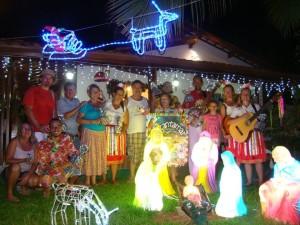 Grupo Cantamar lança novo CD durante Auto de Natal