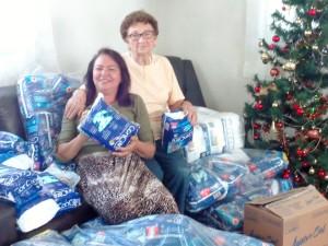 Fundo Social de Solidariedade destina doações a lares de idosos