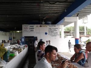 Chamamento público para comercialização no Mercado Municipal de Peixes