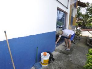 Limpeza e reparos na secretaria de Cidadania e Desenvolvimento Social melhoram ambiente de trabalho