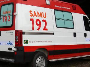 Ubatuba é contemplada com mais uma ambulância para o SAMU