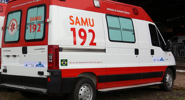 Ubatuba é contemplada com mais uma ambulância para o SAMU ...