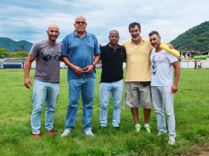 Equipe da Secretaria de Esportes e Lazer faz visita técnica ao Estádio Ciccillo Matarazzo