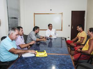 GBMar busca parceria com Prefeitura para melhorias estruturais