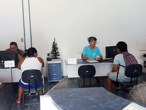 Moradores de Ubatuba contam com Balcão de Empregos