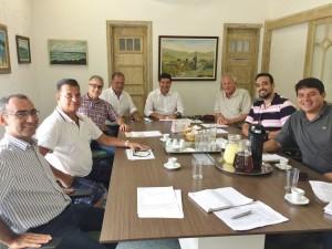 Secretários de Turismo do Litoral Norte discutem  agenda comum para Região