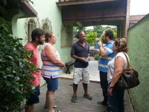 CREAD de Ubatuba recebe visita da Secretaria de Saúde