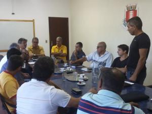 Reunião estuda formação do Comdec em Ubatuba