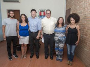 Novos concursados tomam posse junto à secretaria de Cidadania e Desenvolvimento Social