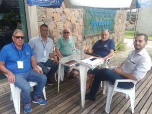 Setur, Comtur e Tamoios Iate Clube discutem desenvolvimento do turismo náutico