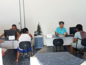 Balcão de empregos de Ubatuba realiza cerca de 300 atendimentos em janeiro
