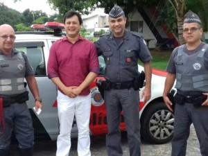 Mais reforço policial chega a Ubatuba