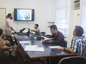 Reunião discute tratamento de resíduos sólidos em Ubatuba