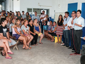 EM Marina Salete começa as aulas após reforma parcial