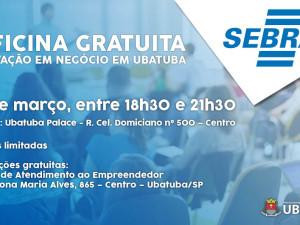 Sebrae realiza oficina gratuita sobre inovação em negócios em Ubatuba