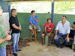 Prefeitura faz nova visita à Aldeia Boa Vista