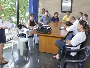 Prefeitura de Ubatuba reúne-se com Coletivo Voz de Mulher