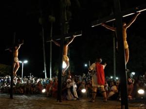 Encenação da Paixão de Cristo acontecerá em Ubatuba