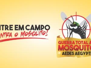 Vigilância em Saúde faz mutirão contra oAedes aegyptino Perequê-Mirim