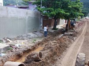 Ubatuba recebe melhorias de Norte a Sul