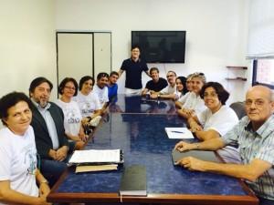 Comissão Interna de Prevenção de Acidentes reúne-se com prefeito de Ubatuba