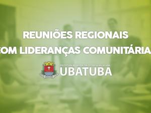 Prefeitura inicia programação de reuniões com lideranças comunitárias