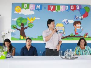 Secretaria de Educação promove integração dos profissionais da pasta