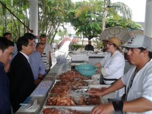 Mercado de Peixes é pauta de encontro entre prefeito e secretário nacional de Aquicultura e Pesca