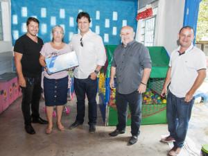 Escolas de Ubatuba recebem doação de ventiladores