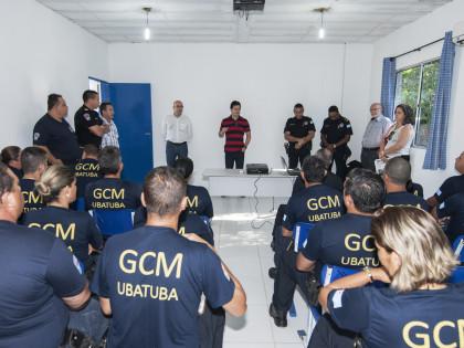 Guarda Civil Municipal de Ubatuba promove curso de requalificação profissional