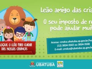 Conselho dos Direitos da Criança e do Adolescente faz campanha para arrecadar doações do IR