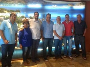 """Secretários de Turismo realizam 5ª reunião do """"Circuito Litoral Norte"""""""
