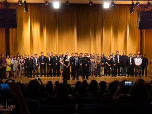 Teatro Municipal de Ubatuba é inaugurado em comemoração aos 100 dias de governo