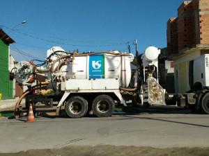 Prefeitura e Sabesp estabelecem meta para ligações de esgoto no bairro Estufa II