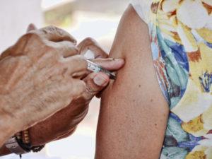 Ubatuba já vacinou mais de 2.700 pessoas contra vírus da gripe H1N1, H3N2 e tipo B
