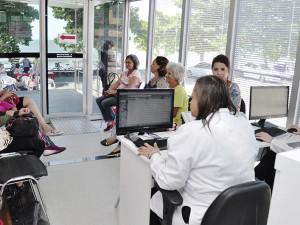Mais de 450 exames já foram realizados pela Carreta da Mamografia em Ubatuba
