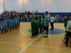 Secretaria de Educação de Ubatuba divulga campeões do 5º Campeonato de Futsal Estudantil