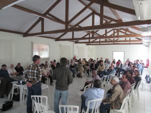 Prefeitura participa de reunião da Comissão de Produção Orgânica do Governo Federal em São Paulo