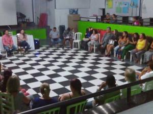População do Perequê-Mirim participa de pré-Conferência de Assistência Social em Ubatuba