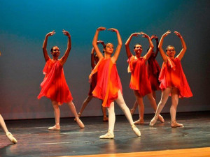 Oficina da Fundart participa do Festival Internacional de Dança em Ubatuba